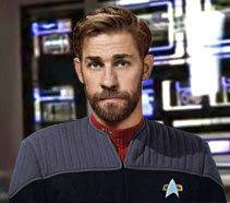 Commander Jesse Temple